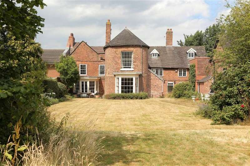 8 Bedrooms Detached House for sale in Hospital Street, Nantwich, Cheshire