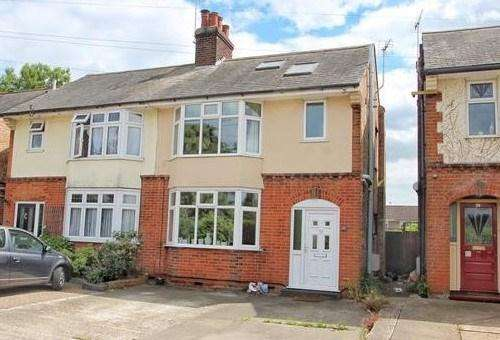 4 Bedrooms Semi Detached House for sale in London Road, Stanway, Colchester, CO3