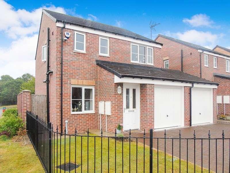 3 Bedrooms Property for sale in Springbank, Peterlee, Durham, SR8 1FA