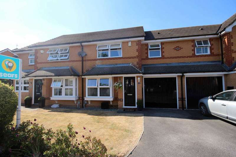 3 Bedrooms Terraced House for sale in Crockford Place, Binfield
