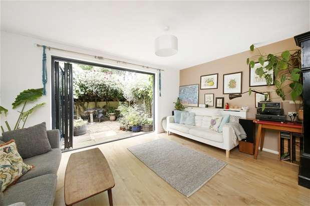 3 Bedrooms Terraced House for sale in Talcott Path, Tulse Hill
