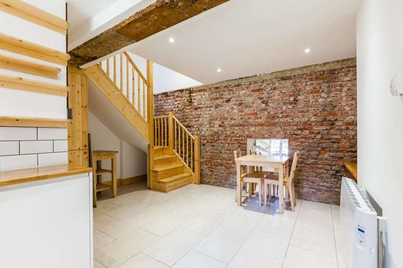 1 Bedroom House for sale in Mile End Road, Aldgate, E1