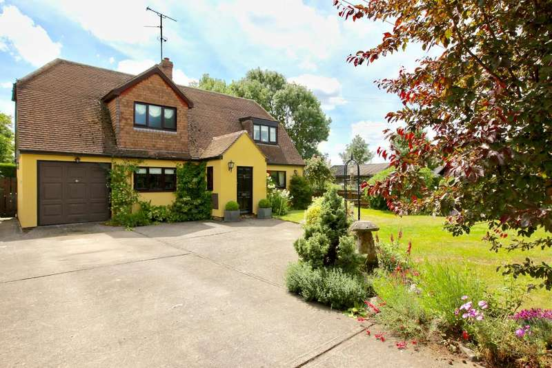 4 Bedrooms Detached House for sale in Little Yeldham Road, Little Yeldham CO9 4LN