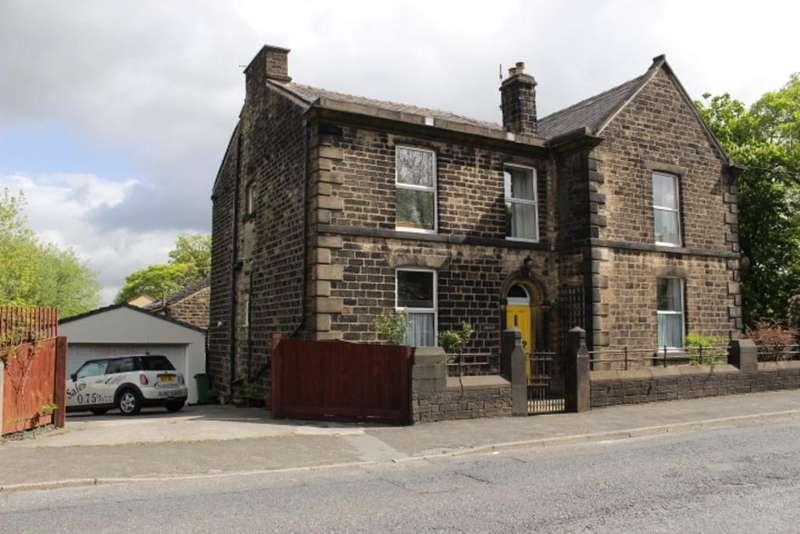 5 Bedrooms Detached House for sale in Mottram Old Road , Gee Cross