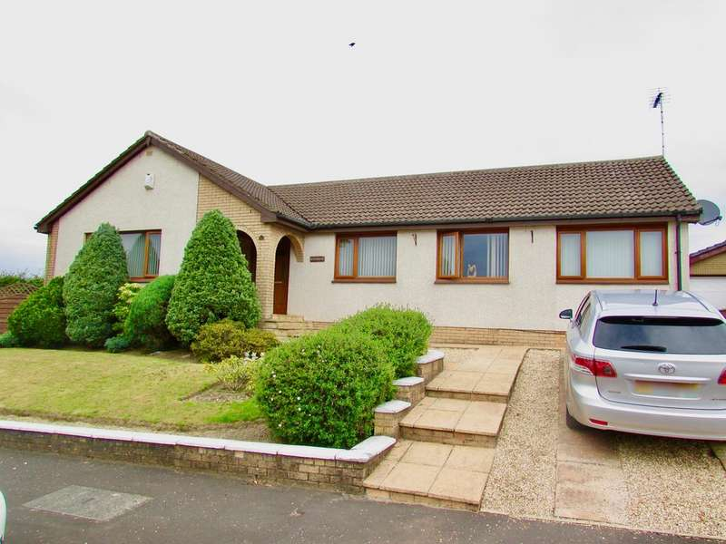 4 Bedrooms Detached Bungalow for sale in Hoyle Crescent, Cumnock KA18