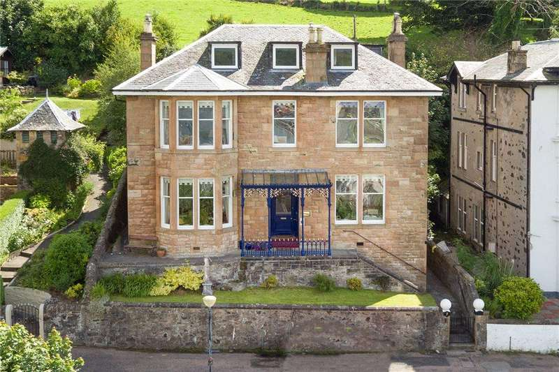 5 Bedrooms Detached House for sale in Bishop, Rothesay, Isle of Bute, Argyll and Bute