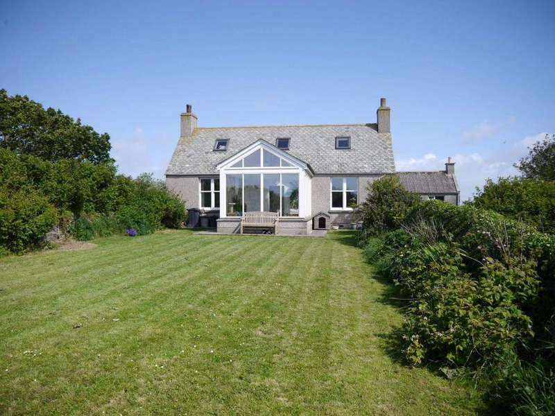 4 Bedrooms Detached House for sale in Hillcrest, Tankerness, Kirkwall