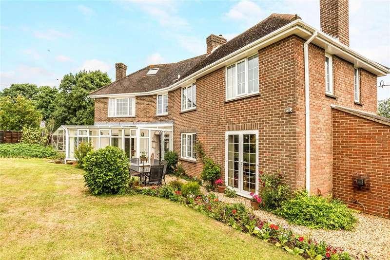4 Bedrooms Detached House for sale in School Road, Seend, Wiltshire