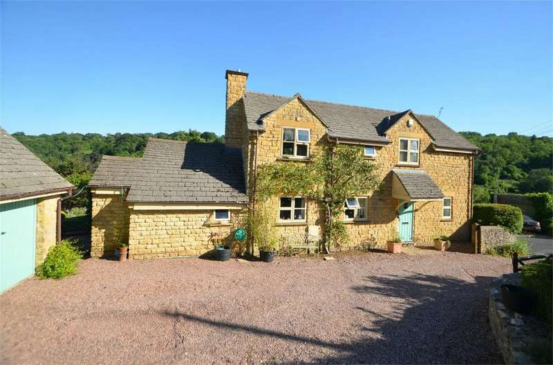 4 Bedrooms Detached House for sale in Coppice Hill, Chalford, Stroud, Gloucestershire