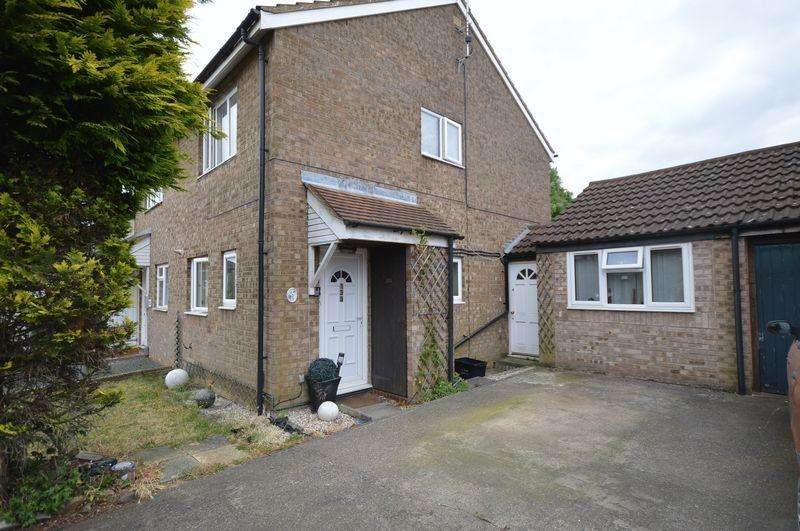 2 Bedrooms Semi Detached House for sale in Repton Close, Luton