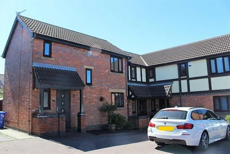 3 Bedrooms Mews House for sale in Barmhouse Mews, Godley