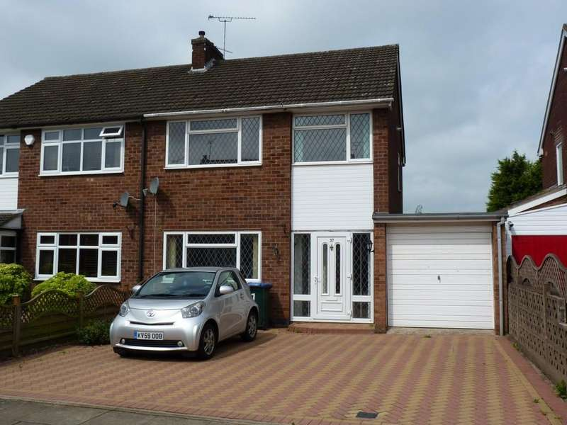 3 Bedrooms Semi Detached House for sale in Branksome Road, Coundon