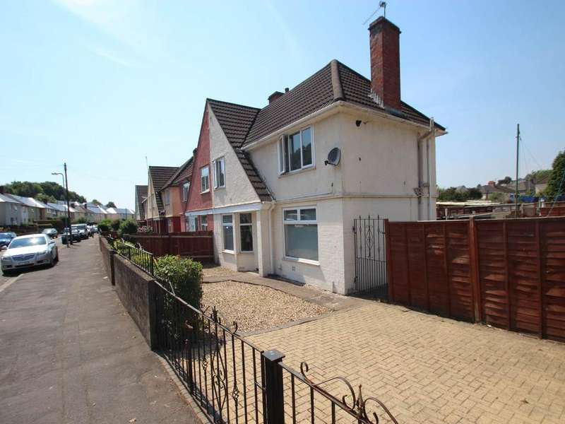3 Bedrooms Semi Detached House for sale in Sycamore Avenue, Newport,