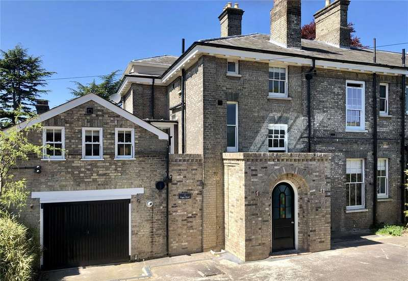 5 Bedrooms Unique Property for sale in Paget Road, Ipswich, Suffolk, IP1