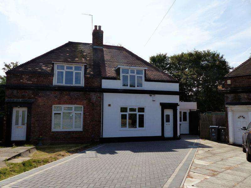 3 Bedrooms Semi Detached House for sale in Cranleigh Place, Great Barr