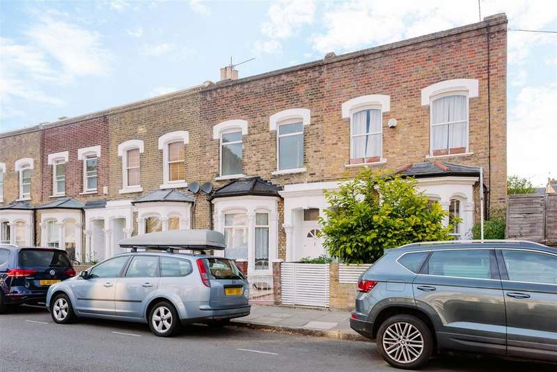 3 Bedrooms Terraced House for sale in Thorpedale Road, Finsbury park