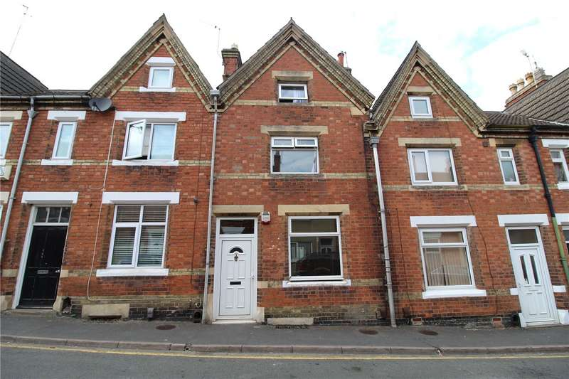 4 Bedrooms Terraced House for sale in College Street, Grantham, NG31