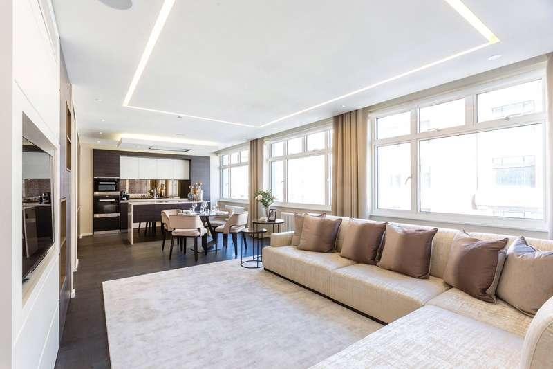 2 Bedrooms Flat for sale in Margaret Street, London, W1W