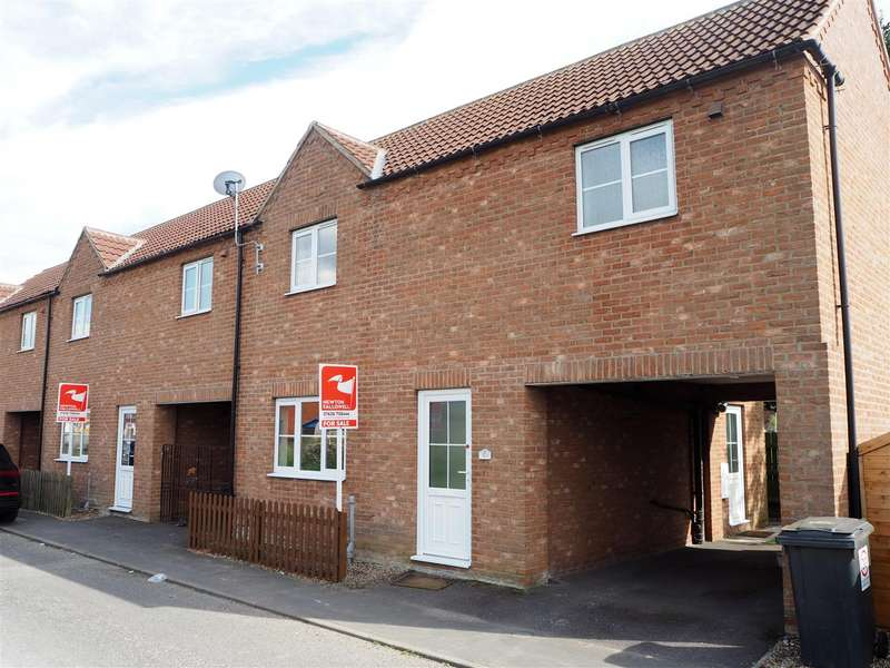 3 Bedrooms Detached House for sale in Eastgate, Bassingham
