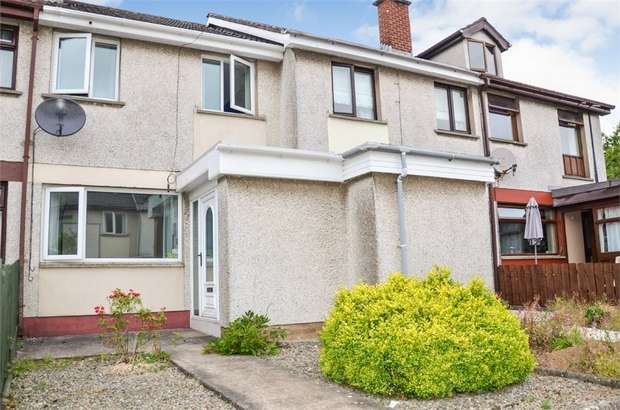 3 Bedrooms Terraced House for sale in Kellburn Park, Doagh, Ballyclare, County Antrim