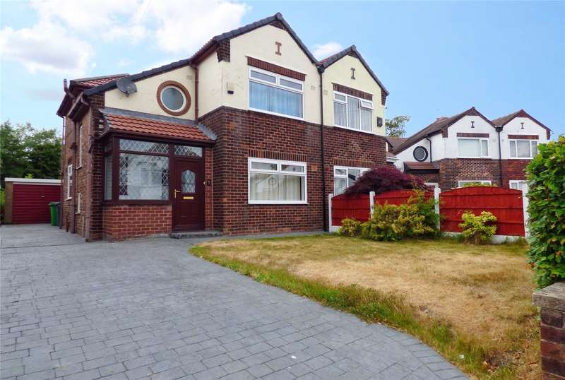 3 Bedrooms Semi Detached House for sale in Inchfield Road, Moston, Manchester, M40