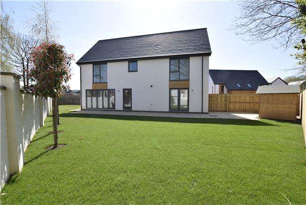 4 Bedrooms Detached House for sale in Sheep field gardens, Portishead, Bristol, BS20 6QL