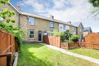 3 Bedrooms Terraced House for sale in Station Road, Tempsford, Sandy, Bedfordshire