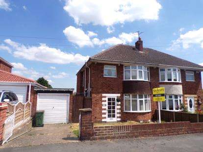 3 Bedrooms Semi Detached House for sale in Northumberland Road, Wigston, Leicestershire