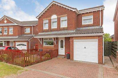 4 Bedrooms Detached House for sale in Ardmore Place, Greenock
