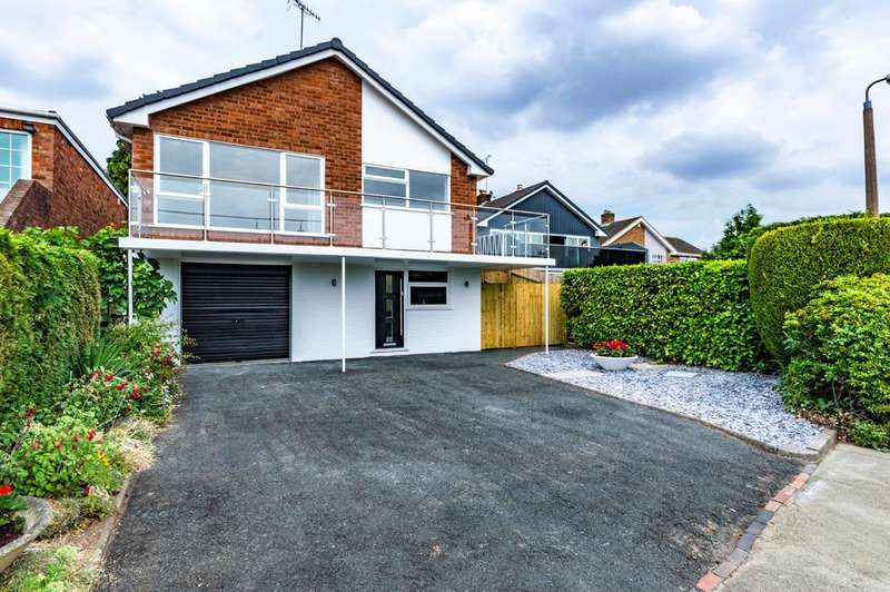 3 Bedrooms Detached House for sale in Malham Road, Stourport-on-Severn