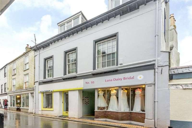 5 Bedrooms Terraced House for sale in High Street, Totnes, Devon