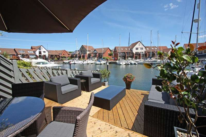 3 Bedrooms Town House for sale in Bryher Island, Port Solent