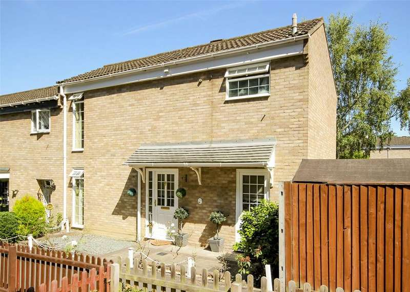 3 Bedrooms End Of Terrace House for sale in Nutley, Bracknell, Berkshire, RG12