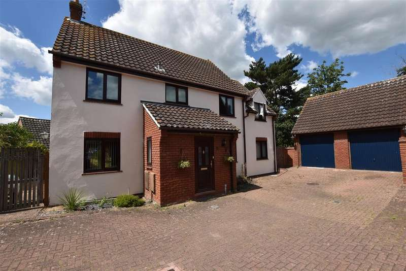 4 Bedrooms Detached House for sale in Bulbecks Walk, South Woodham Ferrers