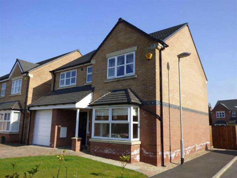 4 Bedrooms Detached House for sale in Oak Croft, Holderness Road, Hull