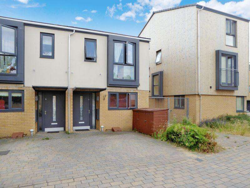 2 Bedrooms End Of Terrace House for sale in Richmond Drive, Houghton Hamlets