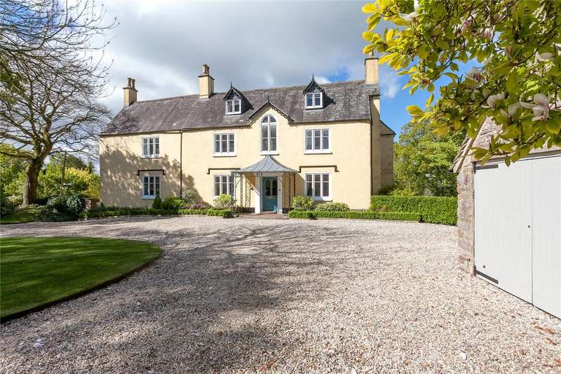 6 Bedrooms Detached House for sale in West End, Wickwar, Wotton-under-Edge, Gloucestershire, GL12