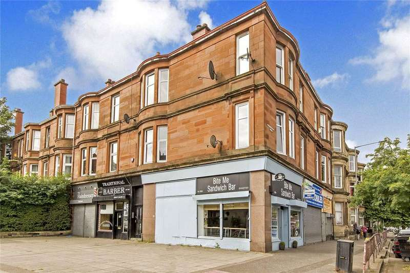 2 Bedrooms Flat for sale in 1/1, 2 Percy Street, Glasgow, Lanarkshire, G51