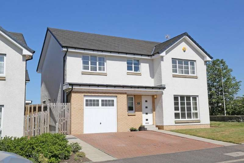 4 Bedrooms Detached House for sale in 2 Fordbank Avenue, Kilbarchan, PA10 2NH