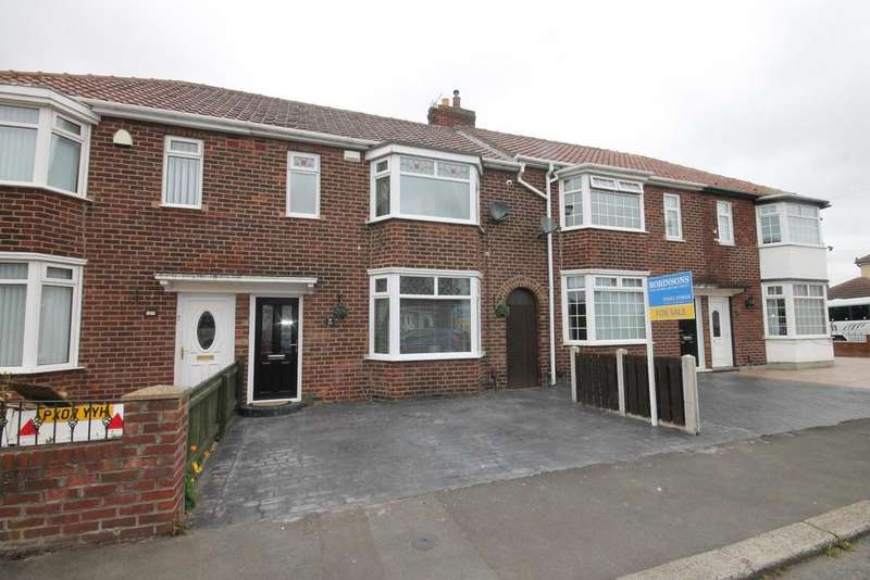3 Bedrooms Terraced House for sale in Corby Avenue, Middlesbrough
