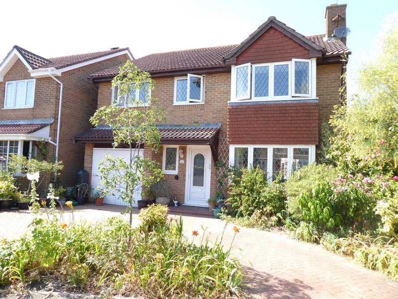 5 Bedrooms Detached House for sale in Beauchamps Gardens, Bournemouth, BH7