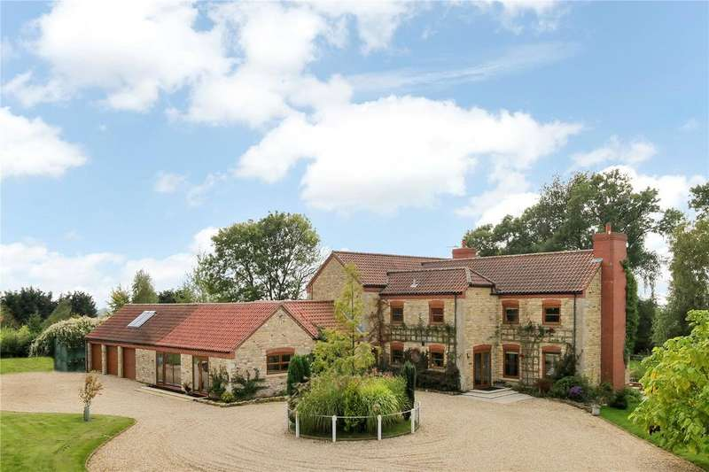 4 Bedrooms Detached House for sale in Brattleby, Lincoln