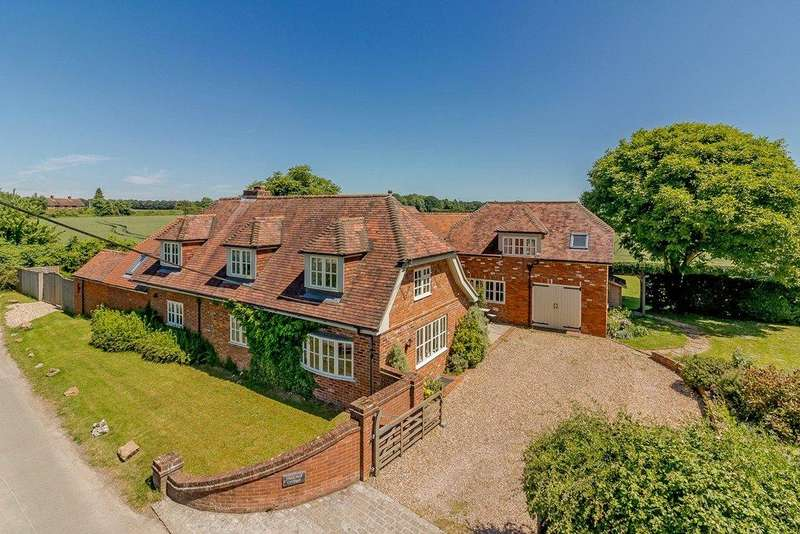 5 Bedrooms Detached House for sale in Clapton, Kintbury, Hungerford, RG17