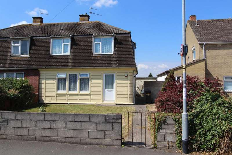 3 Bedrooms Semi Detached House for sale in Tarnock Avenue , Hengrove , Bristol, BS14 9SB