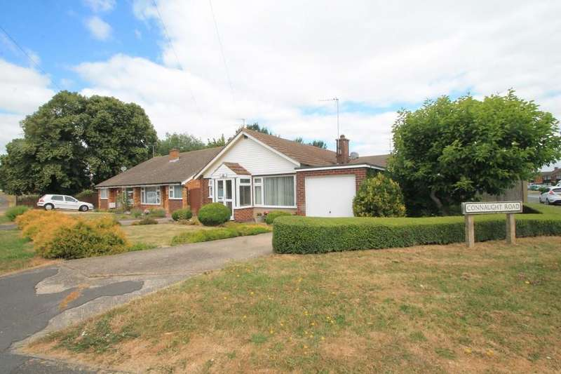 3 Bedrooms Detached Bungalow for sale in Broughton Avenue, Aylesbury