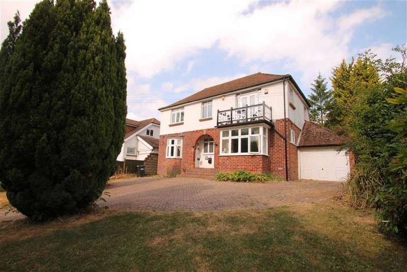 5 Bedrooms Detached House for sale in St Helens Road, Hastings, East Sussex