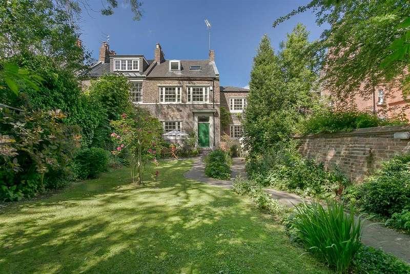 5 Bedrooms End Of Terrace House for sale in Jesmond Gardens, Jesmond, Newcastle upon Tyne