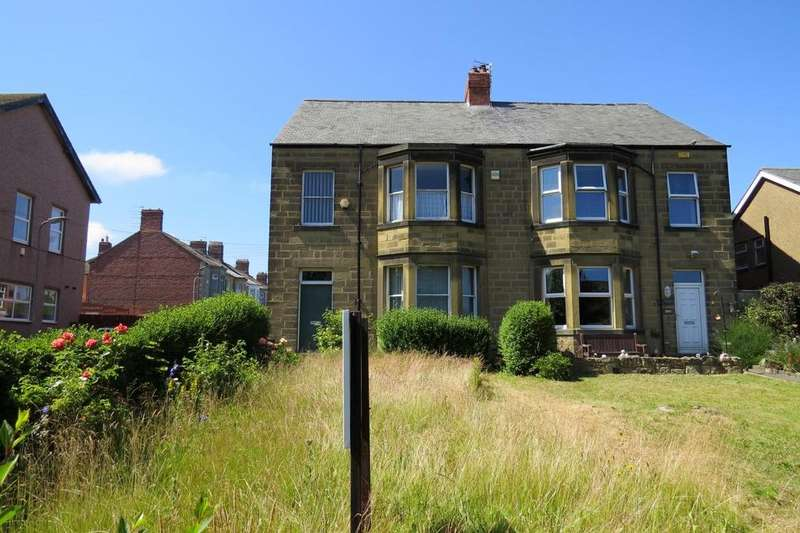 End Of Terrace House for sale in Front Street, Newbiggin-By-The-Sea