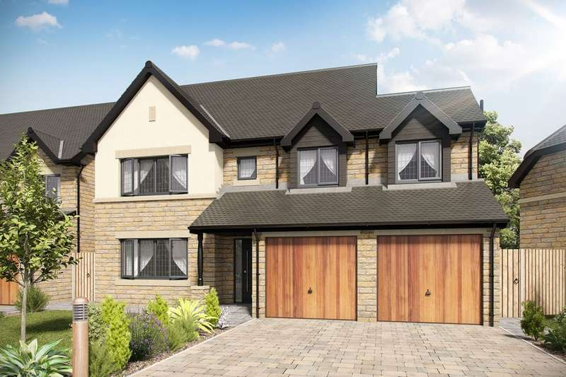 5 Bedrooms Detached House for sale in The Leighton, Wyre Grange Lodge Lane, Singleton, Poulton-Le-Fylde, FY6