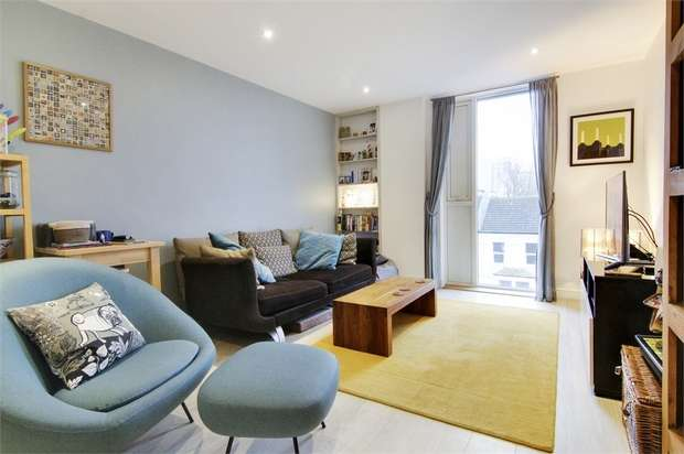 2 Bedrooms Flat for sale in Grant House, Cleveland Park Avenue, London